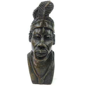 Chief Head Bust