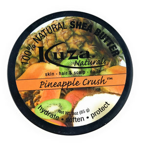 100% Unrefined Shea Butter - Pineapple Crush