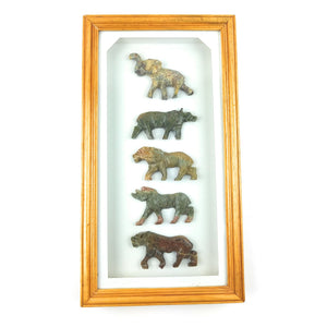 African ShadowBox - Big Five
