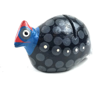 Guinea Fowl Card Holder
