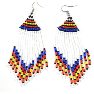 Maasai Bead Earrings