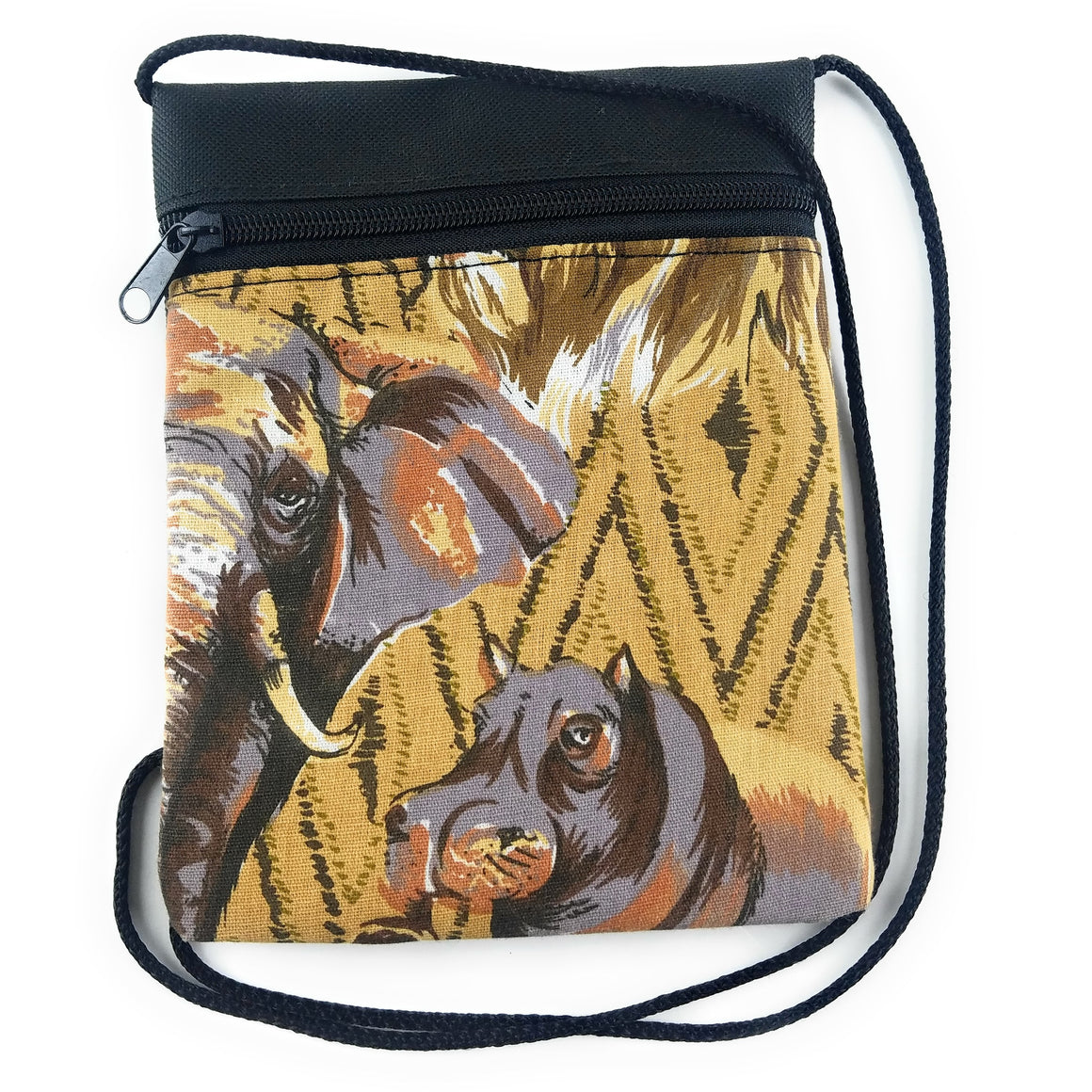 Animal Passport Bag