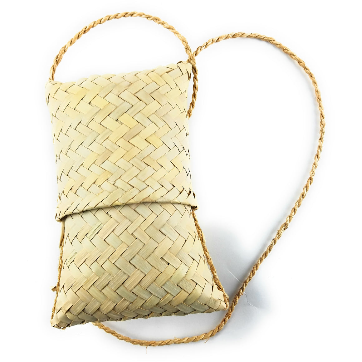 Wicker Tote Purse