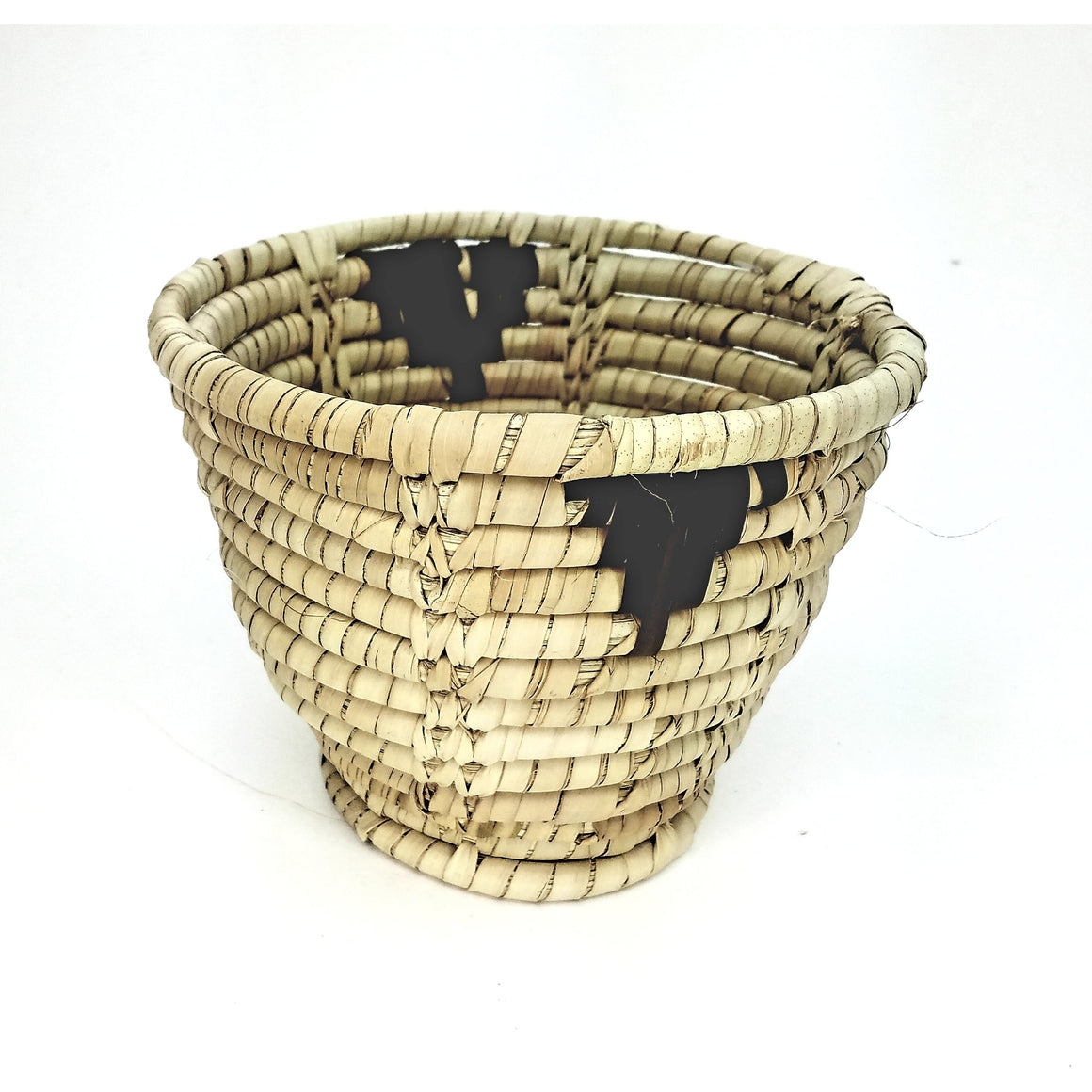 Wicker Basket Hand Woven In Zimbabwe