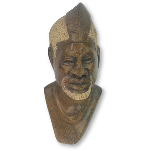 Village Elder Bust