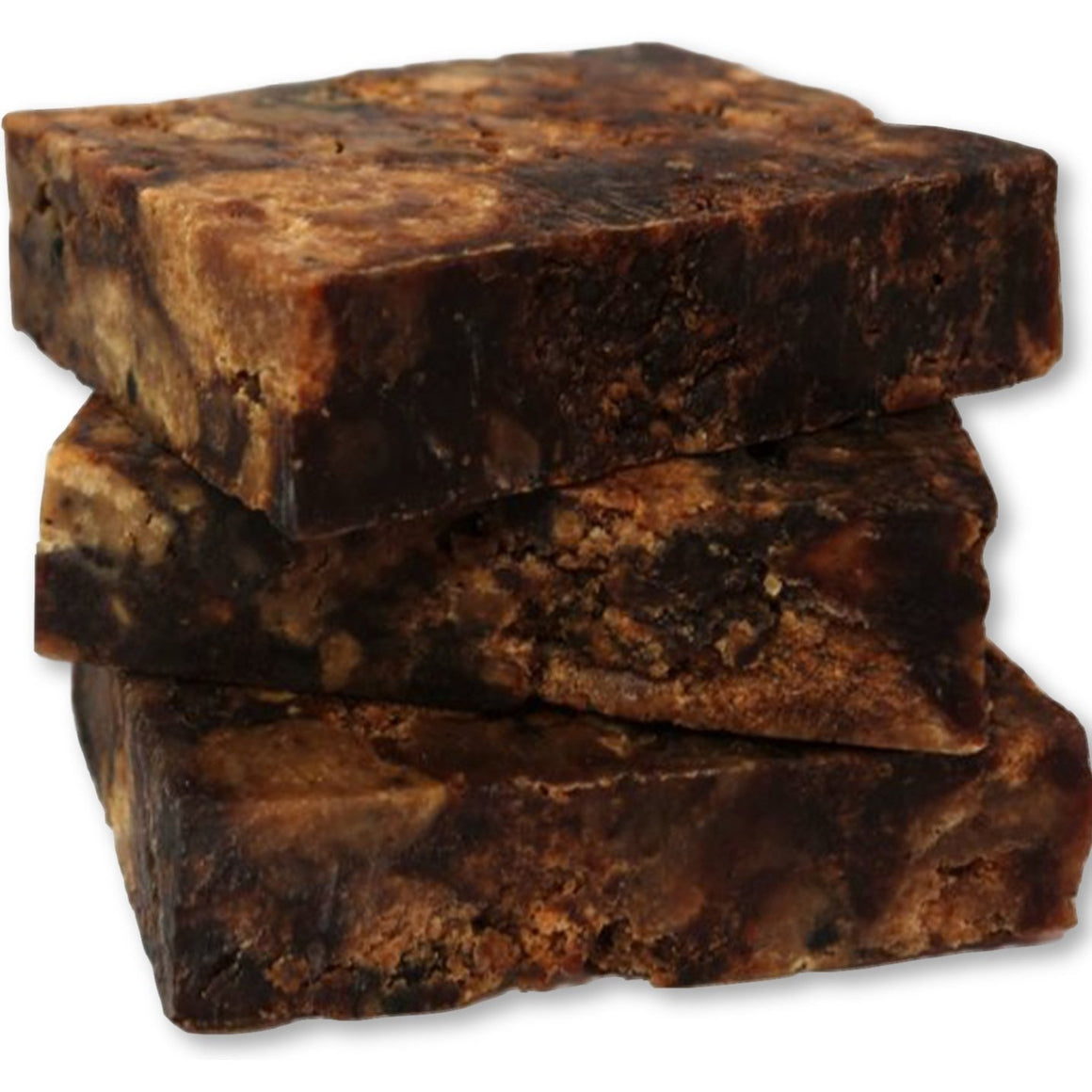 100% Raw Organic African Black Soap