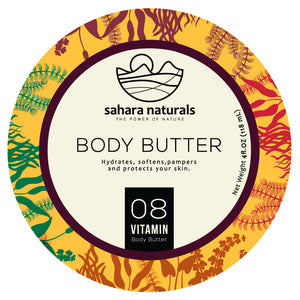 Vitamin Body Butter