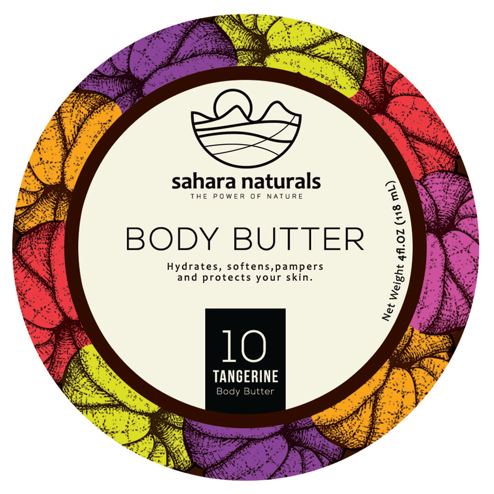 Tangerine Body Butter
