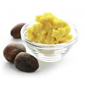 100% Pure Unrefined Shea Butter - Yellow