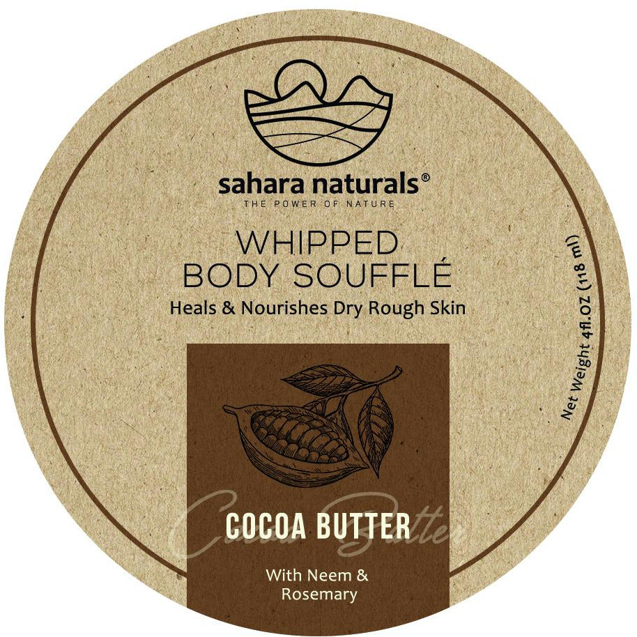 Whipped Body Souffle - Cocoa Butter