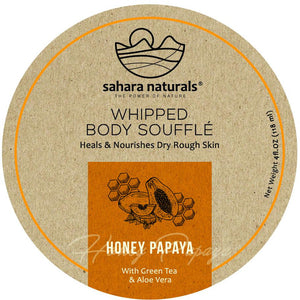 Whipped Body Souffle - Honey Papaya