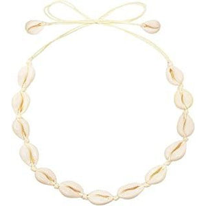 Cowrie Shell Necklace - Style A