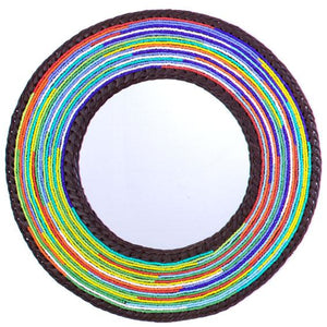 Massai Necklace Mirror - M