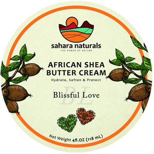 African Shea Butter Cream | Blissful Love