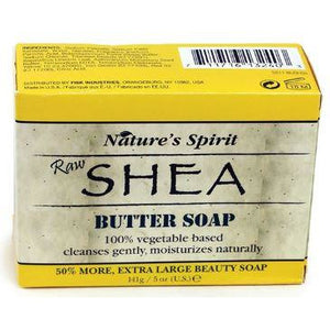 Raw Shea Butter Soap