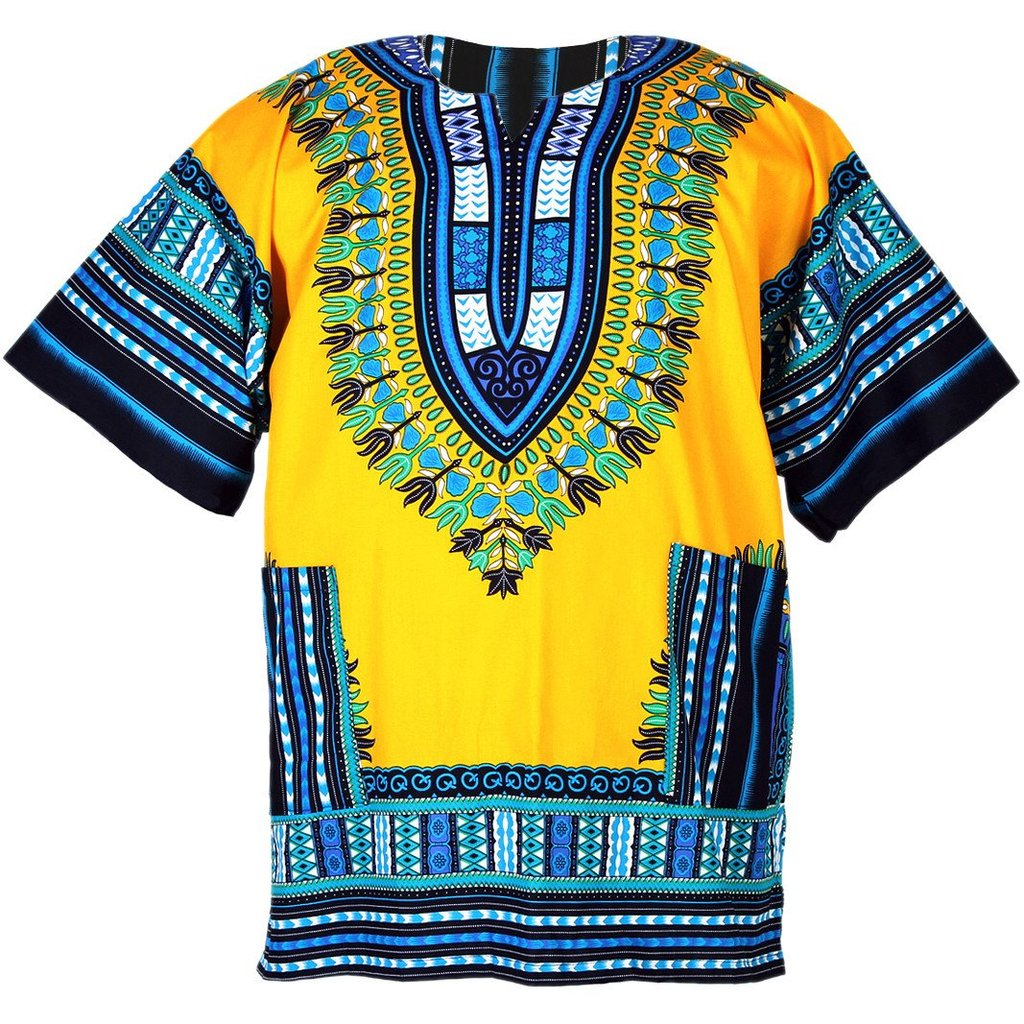 Yellow Dashiki