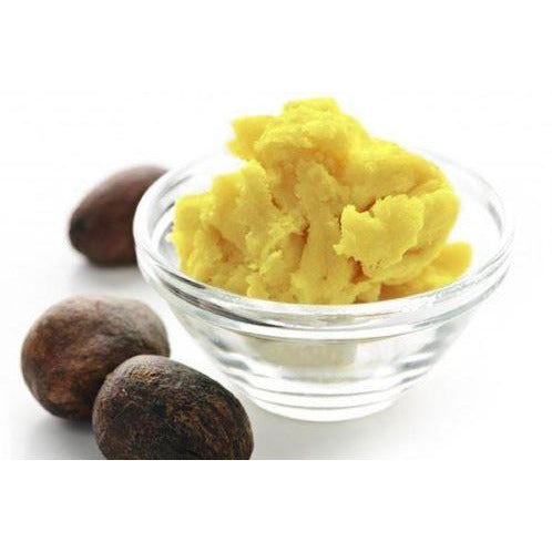 100% Pure Unrefined African Shea Butter - Yellow