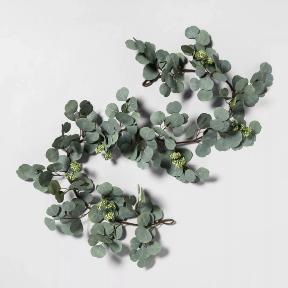 The Eucalyptus Garland Collection