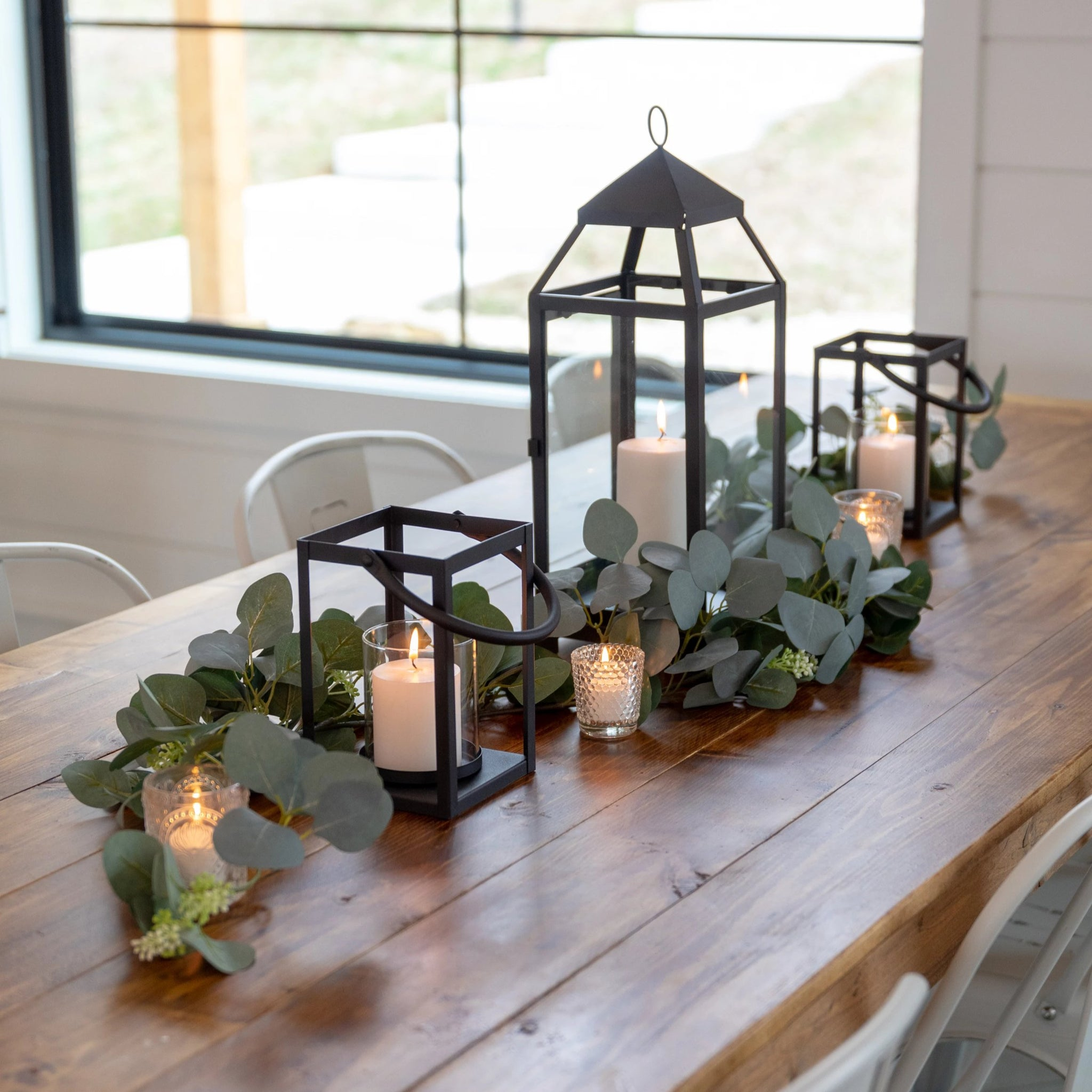 The Black Table Decor Rental Collection The Wilds Venue Shop