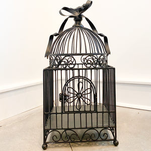 Bird Cage Card Holder