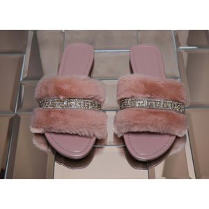 Fancy Sandal- Pink