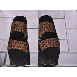 Shelly Platform- Leopard