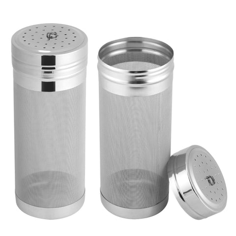 Image of 300 Micron Stainless Steel Hop Spider Mesh Beer Filter For Homemade Brew - Dry Hopper
