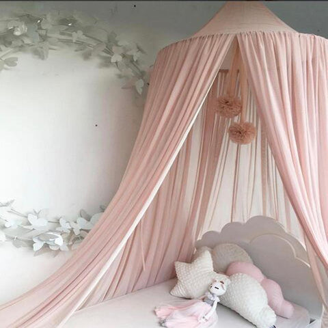Nordic Hanging Tent Baby Room Decor