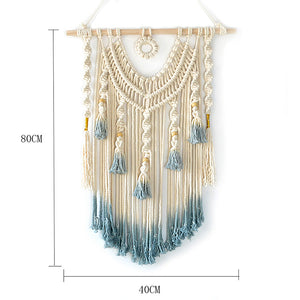 Woven Hanging Macrame Dream Catcher