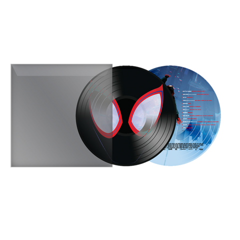 Spider Man Into The Spider Verse Soundtrack Store