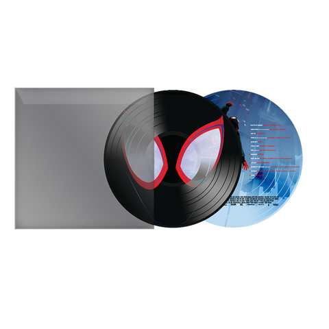 Spider-Man: Into The Spider-Verse Soundtrack Picture Disc
