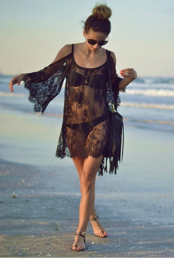 Beach Cover Up Pareo Playa