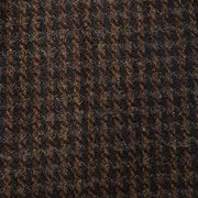 Plaid Harris Tweed Ascot Scarf