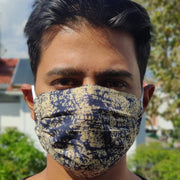 2 Layered Printed Cotton Mask