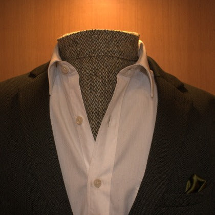 Barleycorn Harris Tweed Ascot Scarf