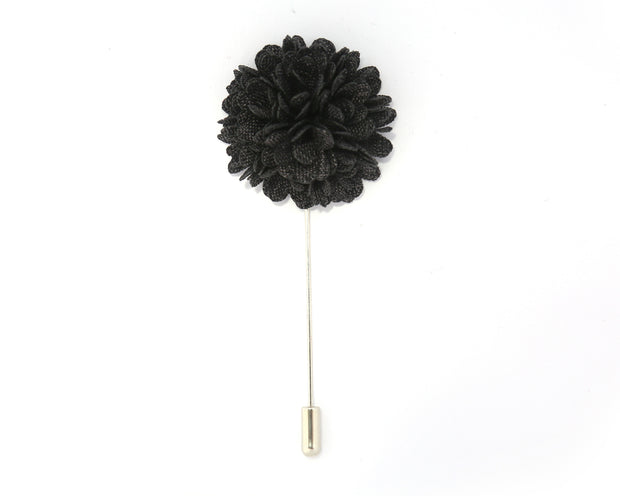 Charcoal Double Hued Lapel Pin