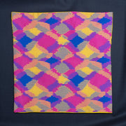 Copy of Sun & Sand Geometric Yellow Pocket Square