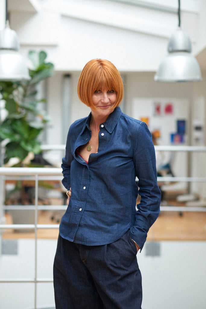 RETAIL GURU MARY PORTAS ON STYLE