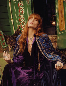 Gucci Captures Florence Welch's 1970s Boho Spirit