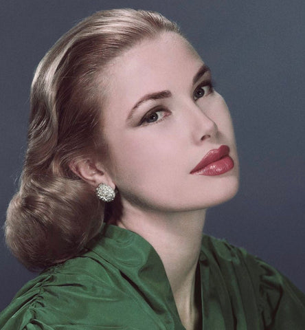 Grace Kelly by Mat Maitland