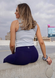 Sedona Pocket Legging - Navy