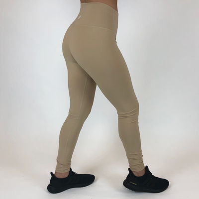 Mantra Leggings - Biscotti - Skywear