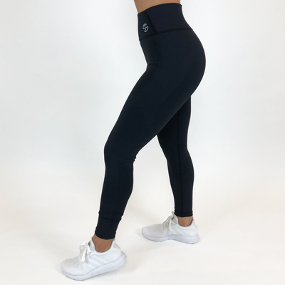 Legacy Seamless Legging - Black