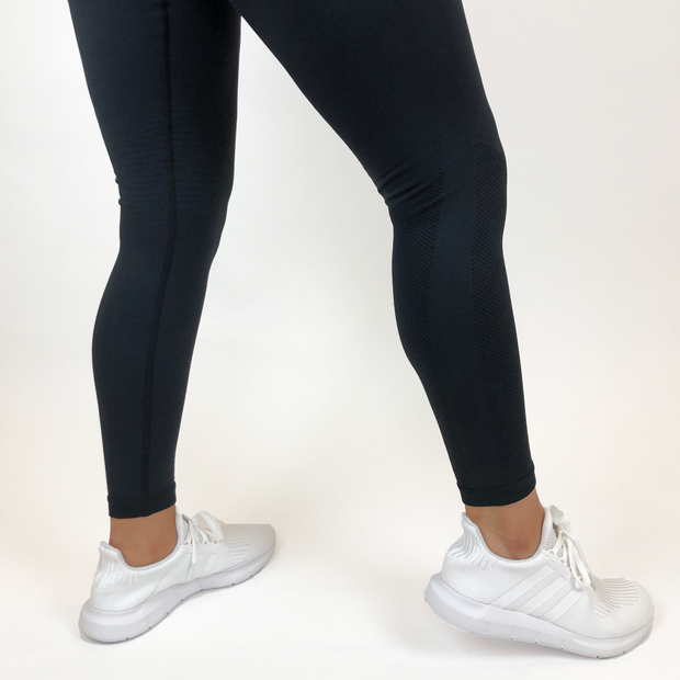 Legacy Seamless Legging - Black - Skywear