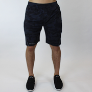 Performance Shorts - Black Camo - Skywear