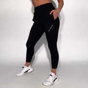 Stretch Joggers - Black - Skywear