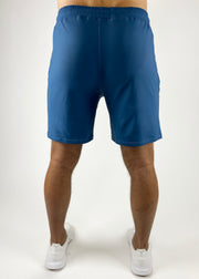 Identity Shorts - Steel Blue