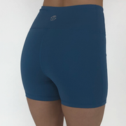 Laguna Shorts - Jamaican Blue - Skywear