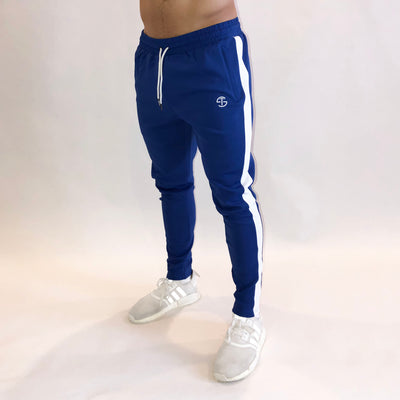 Striped Jogger - Blue/White
