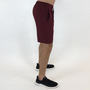 Tech Shorts - Burgundy - Skywear